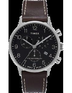 Chic Time | Montre Homme Timex Waterbury TW2T28200 Chronographe  | Prix : 119,93€