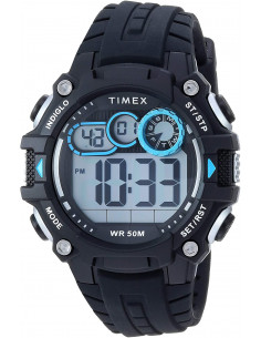 Chic Time | Montre Homme Timex Digital TW5M27300  | Prix : 84,92 €