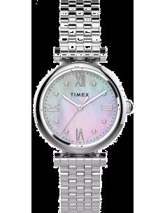Chic Time | Montre Femme Timex Parisienne TW2T78700  | Prix : 112,43€