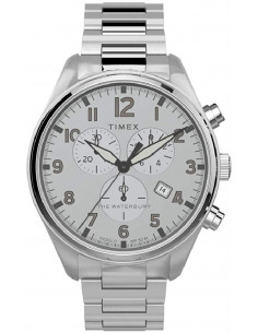 Chic Time | Montre Homme Timex Waterbury TW2T70400 Chronographe  | Prix : 134,93 €