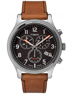 Chic Time | Montre Homme Timex Allied TW2T32900 Chronographe  | Prix : 112,43 €