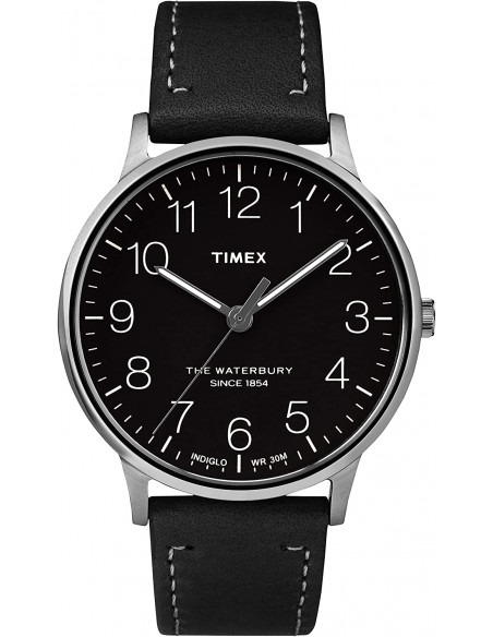 Chic Time | Montre Homme Timex Waterbury TW2R25500  | Prix : 97,43 €