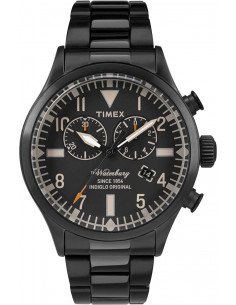 Chic Time | Montre Homme Timex Waterbury TW2R25000 Chronographe  | Prix : 164,93 €