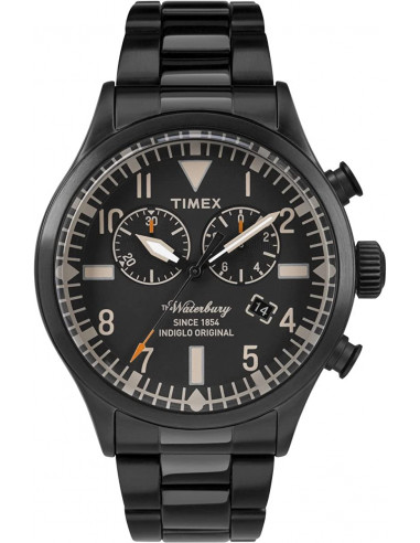 Chic Time | Montre Homme Timex Waterbury TW2R25000 Chronographe  | Prix : 164,93€