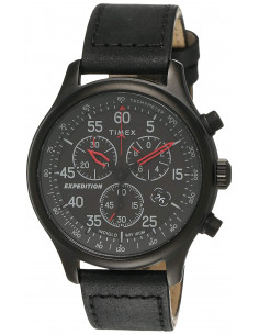 Chic Time | Montre Homme Timex Expedition TW2T73000 Chronographe  | Prix : 97,43 €