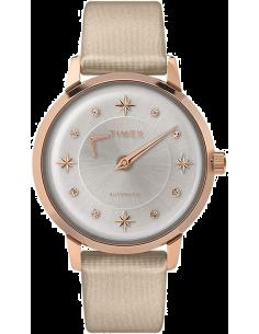 Chic Time   Montre Femme Timex Celestial TW2T86400 Automatique    Prix : 187,43€