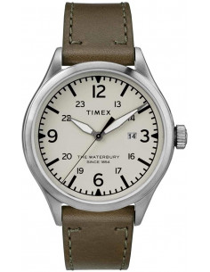 Chic Time | Montre Homme Timex Waterbury TW2R71100  | Prix : 97,43 €