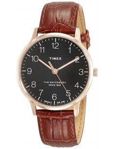 Chic Time | Montre Homme Timex Waterbury TW2R71400  | Prix : 97,43 €