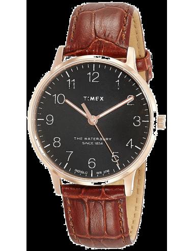 Chic Time | Montre Homme Timex Waterbury TW2R71400  | Prix : 97,43€