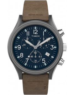 Chic Time | Montre Homme Timex MK1 TW2T68200 Chronographe  | Prix : 104,93€