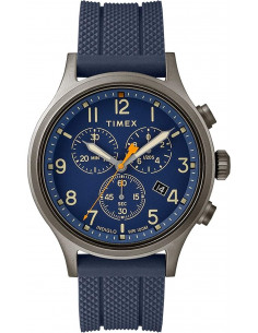 Chic Time | Montre Homme Timex Allied TW2R60300 Chronographe  | Prix : 119,93€