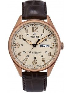 Chic Time | Montre Homme Timex Waterbury TW2R89200  | Prix : 119,93 €