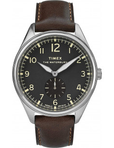 Chic Time | Montre Homme Timex Waterbury TW2R88800  | Prix : 134,93€