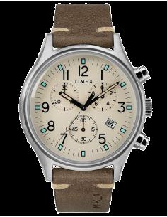 Chic Time | Montre Homme Timex Classique TW2R96400 Chronographe  | Prix : 149,93€