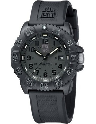 Chic Time   Montre Homme Luminox 3051.BO Evo Navy Seal Blackout    Prix : 350,00€