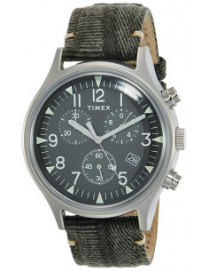 Chic Time | Montre Homme Timex MK1 TW2R68600 Chronographe  | Prix : 112,43 €