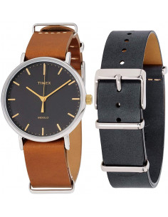 Chic Time | Montre Homme Timex Fairfield TWG016500  | Prix : 97,93€