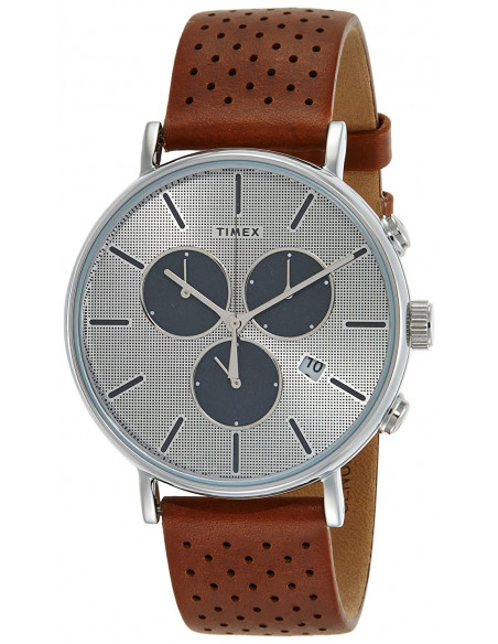 Chic Time | Montre Homme Timex Supernova TW2R79900 Chronographe  | Prix : 132,93 €