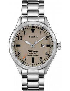 Chic Time | Montre Homme Timex Waterbury TW2P64600BR  | Prix : 104,93€