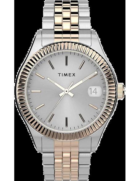Chic Time   Montre Femme Timex Waterbury TW2T87000    Prix : 111,93€