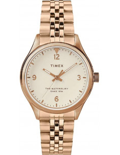 Chic Time | Montre Femme Timex Waterbury TW2T36500  | Prix : 90,93 €