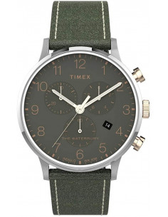 Chic Time | Montre Homme Timex Waterbury TW2T71400 Chronographe  | Prix : 118,93 €