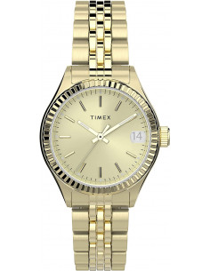 Chic Time | Montre Femme Timex Waterbury TW2T86600  | Prix : 104,93 €