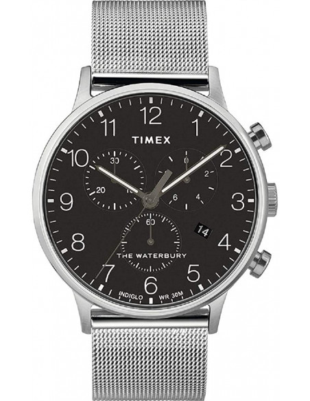 Chic Time | Montre Homme Timex Waterbury TW2T36600 Chronographe  | Prix : 139,93 €