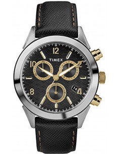 Chic Time | Montre Homme Timex Torrington TW2R90700 Chronographe  | Prix : 111,93 €