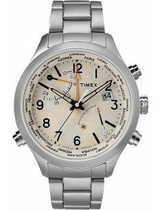 Chic Time | Montre Homme Timex Waterbury TW2R43400  | Prix : 167,93 €