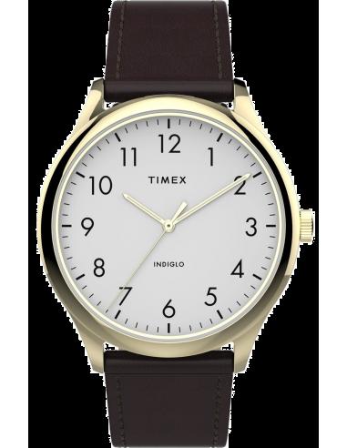 Chic Time | Montre Homme Timex Classique TW2T71600  | Prix : 74,93€
