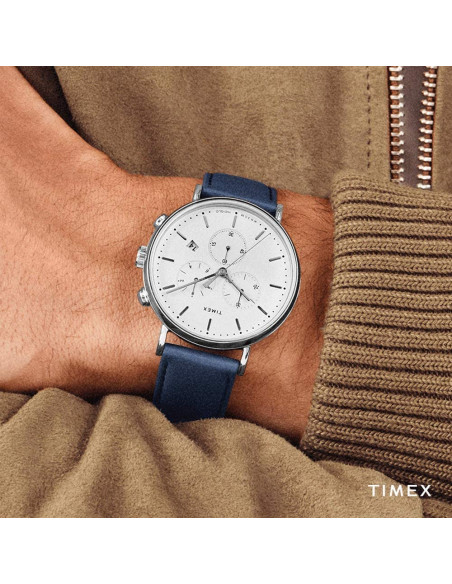 Chic Time   Montre Homme Timex Fairfield TW2T32500    Prix : 97,93€