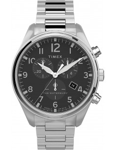 Chic Time | Montre Homme Timex Waterbury TW2T70300  | Prix : 160,93 €