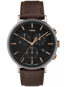 Chic Time | Montre Homme Timex Fairfield TW2T11500  | Prix : 142,43 €