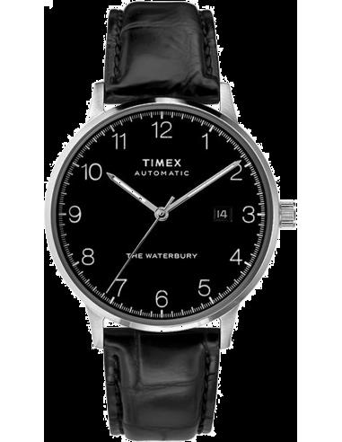 Chic Time | Montre Homme Timex Waterbury TW2T70000 Automatique  | Prix : 167,93€