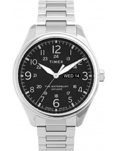 Chic Time | Montre Homme Timex Waterbury TW2T71100  | Prix : 127,43€
