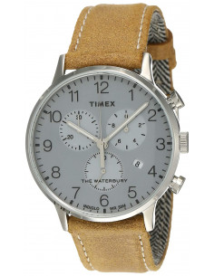 Chic Time | Montre Homme Timex Waterbury TW2T71200 Chronographe  | Prix : 111,93 €