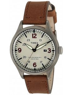 Chic Time | Montre Homme Timex Waterbury TW2R38600  | Prix : 104,93 €