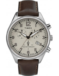 Chic Time | Montre Homme Timex Waterbury TW2R88200 Chronographe  | Prix : 118,93 €