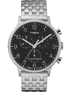 Chic Time | Montre Homme Timex Waterbury TW2R71900 Chronographe  | Prix : 139,93 €