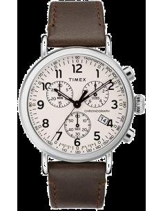 Chic Time | Montre Homme Timex Classique TW2T21000 Chronographe  | Prix : 104,93€