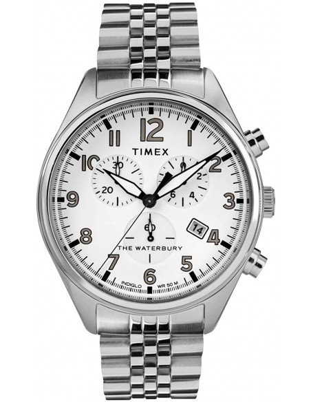 Chic Time | Montre Homme Timex Waterbury TW2R88500  | Prix : 125,93 €