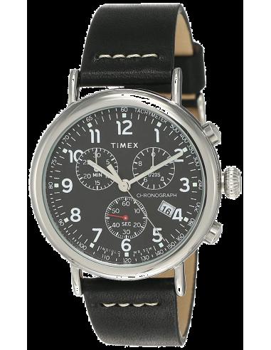 Chic Time | Montre Homme Timex Classique TW2T69100 Chronographe  | Prix : 90,93€