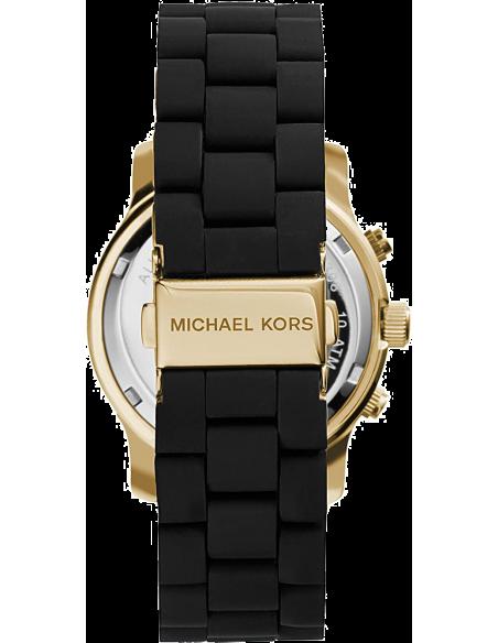 Chic Time | Montre Femme Michael Kors MK5191 Noir et Or Calendaire  | Prix : 186,75€
