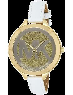 Chic Time | Montre Femme Michael Kors Runway MK2389 Blanc  | Prix : 199,20€
