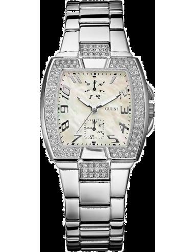 Chic Time   Montre Guess Crystal W15055L1    Prix : 245,00€