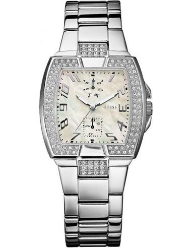 Chic Time | Montre Guess Crystal W15055L1  | Prix : 245,00 €
