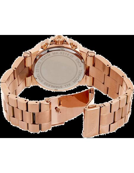 Chic Time | Montre Femme Michael Kors Dylan MK5314 Or Rose  | Prix : 124,50€