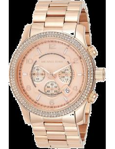 Chic Time | Montre Femme Michael Kors MK5576 Multifonction dorée rose  | Prix : 213,85€