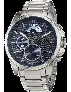 Chic Time | Montre Tommy Hilfiger 1791348 Bracelet acier argenté  | Prix : 119,40€